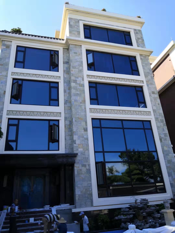 隔热隔音系统窗(钢化玻璃)
